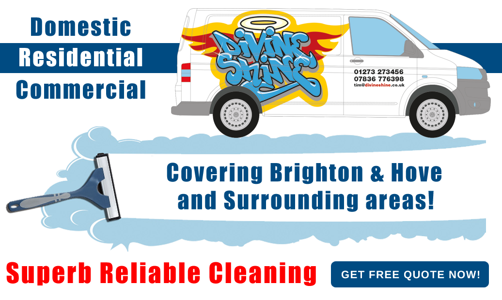 window cleaners brighton & hove